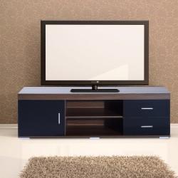 Mueble para Televisor Madera Café 140x40x45cm...