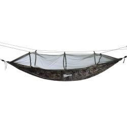 Hamaca de Camping - Color Militar – Material de Nylo...