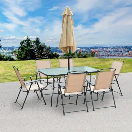 Conjunto de muebles para jard n terraza o patio de - Conjunto muebles de jardin ...