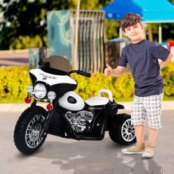 Moto Eléctrica Coche Triciclo Niños + 3 años – Color...