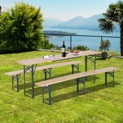 Conjunto de Muebles para Jardín, Terraza, Patio, Ca...