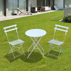 Conjunto de Muebles Plegable para Jardín Terraza o ...
