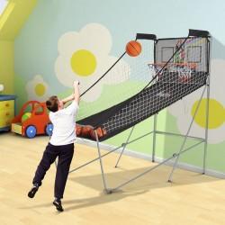 Juego de Canastas de Baloncesto Plegables y Portátil...