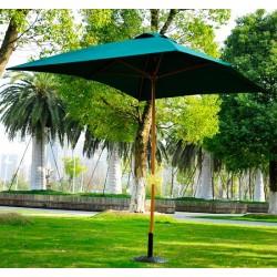 Sombrilla Parasol 2x3m Altura 2,5m Jardin Terraza Po...