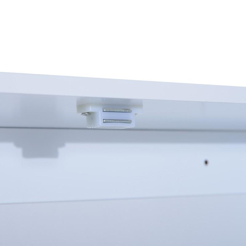 estanter a sobre inodoro color blanco madera 6
