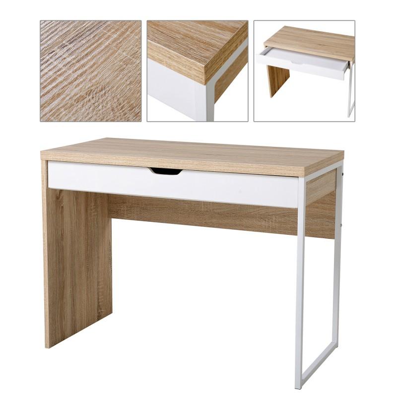 mesa de ordenador tipo escritorio de pc para hogar