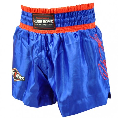 Short Kick Boxing Muai Thai Rb Signature