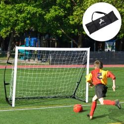 Portería de Fútbol Portátil para Niños y Adultos co...