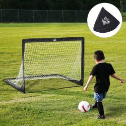 Juego de 2 Porterías de Fútbol Mini Pop Up Plegable...