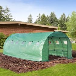 Invernadero de Jardín y Huerto tipo Túnel para Cult...