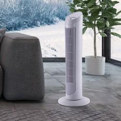 Ventilador de Torre con Movimiento Oscilante 70° ti...