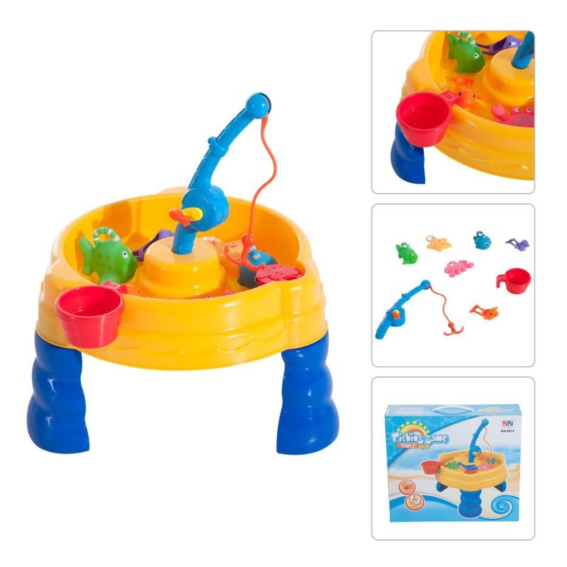 Juguete de pesca para ni os 3 a os incluye mesa ba - Juguetes ninos 3 anos ...