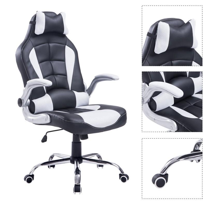 silla de oficina tipo sill n giratorio de escritori On sillas tipo sillon