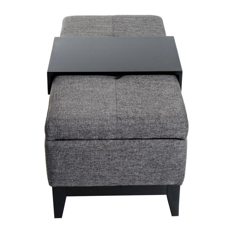Dorable Muebles De Asiento Endbed Galería - Muebles Para Ideas de ...