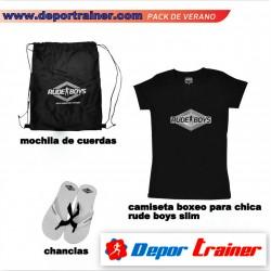 PACK BOXEO CHICA VERANO - 4