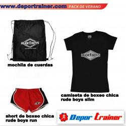 PACK BOXEO CHICA VERANO - 5