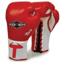 GUANTES BOXEO PROFESIONAL RB TORO