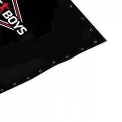 LONA DE RING BOXEO 5 X 5 MTS