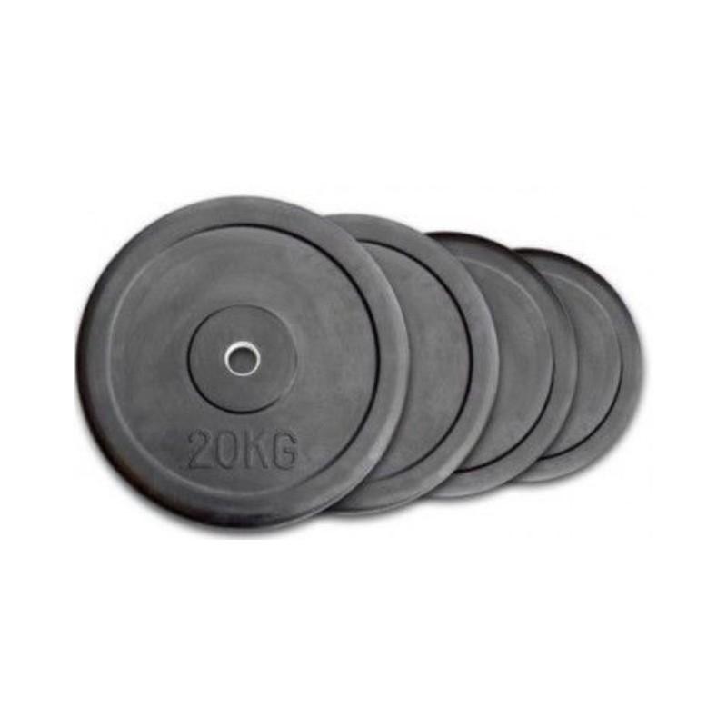 discos de goma para biceps