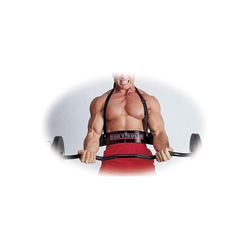 blaster para biceps