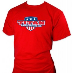 CAMISETA TITAN POWERLIFTING