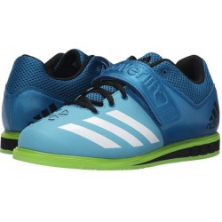 ZAPATILLAS ADIDAS POWERLIFT 3 - AZUL - HALTEROFILIA / POWERLIFTING