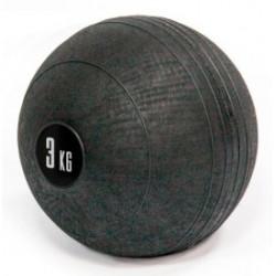 SLAM BALL BÁSICA NEGRA - 3 KG, 5 KG, 7 KG, 9 KG / CROSSFIT - FUNCIONAL