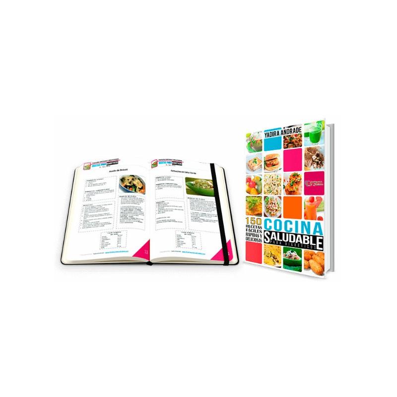 tablero dieta libro de cocina diabetes