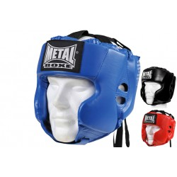 CASCO MULTI BOXEO PARA ADULTO – METAL