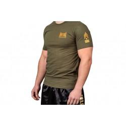 Camiseta Vintage Military - TC105M, Metal Boxe