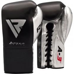 Guantes de boxeo de combate RDX A3 Pro aprobados por BBBofC