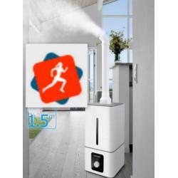 Generador de descontaminación portátil