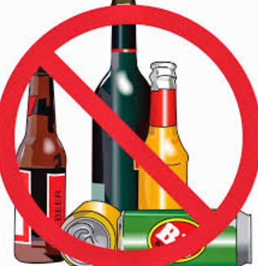no beber alcohol en culturismo