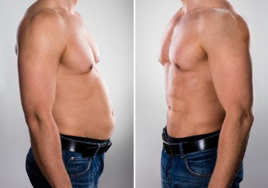 reducir grasa abdominal