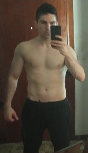 dieta volumen 68 kg de peso