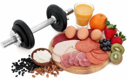 dieta de volumen y masa muscular