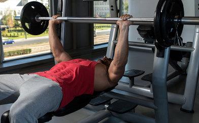 progreso en fuerza gimnasio