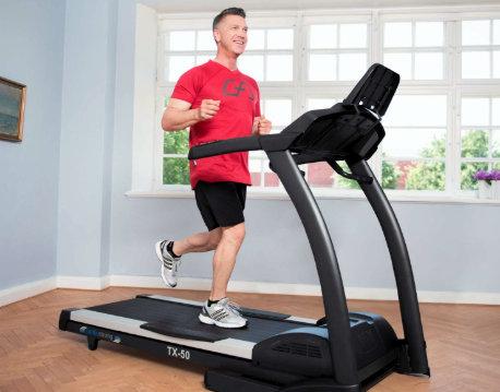 ejemplo cinta de correr para gimnasio