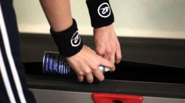 lubricar correa cinta de correr