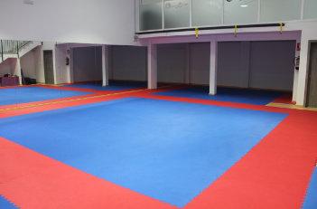 suelos y tatamis puzzle para gimnasios