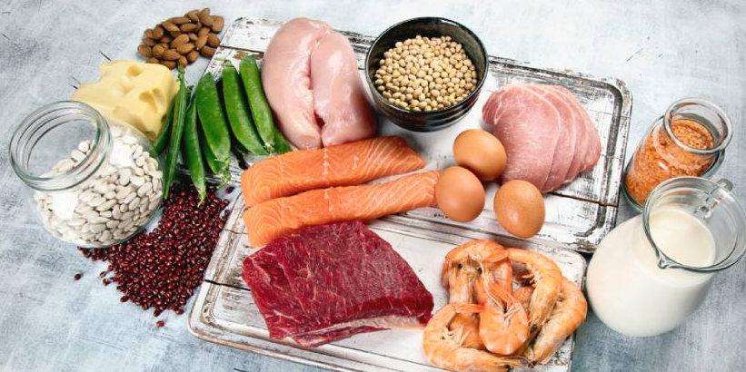 alimentos ricos en proteinas completas